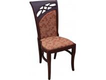 Włoskie krzesła rzeźbione Prince