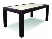 Stół z pełną szybą RMS25-P