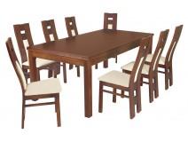 Zestaw stół Hades krzesła B36
