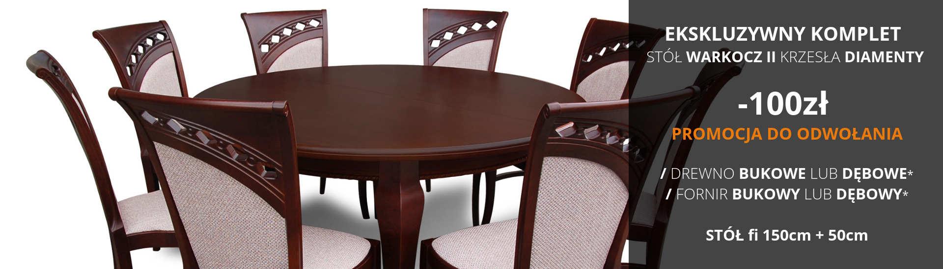 komplet-stol-okragly-warkocz-ii-krzesla-diamenty