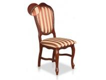 Ekskluzywne krzesło bukowe STB14N zdobione