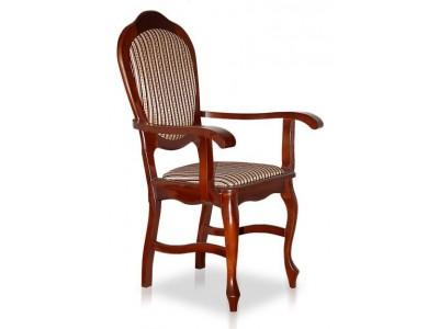 Królewskie krzesło STB15 z podłokietnikami