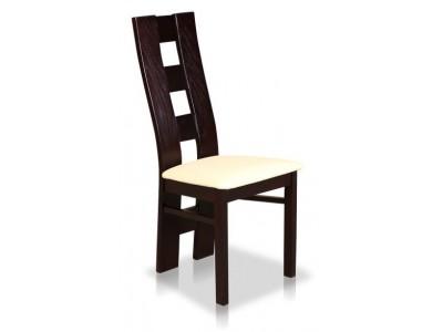 Nowoczesne krzesło z profilowanym oparciem STB35
