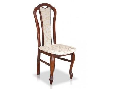 Krzesło drewniane z nogami ludwik STB13