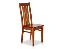 Krzesło z twardym drewnianym siedziskiem STB26N