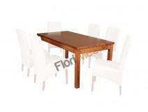 Rozkładany stół drewniany Hades
