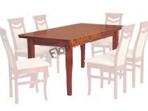 Stół rozkładany Zeus