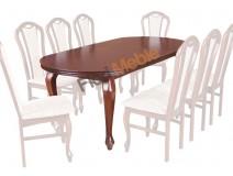 Stół drewniany Ludwik
