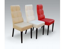 Krzesła tapicerowane Krata Komfort