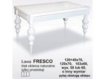 Barokowy Fresk - ławy włoskie