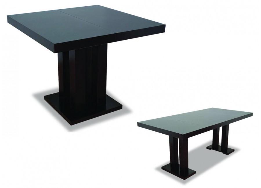 Stół Kwadratowy Rozkładany 90x90 240 Rms34 Flori Meble