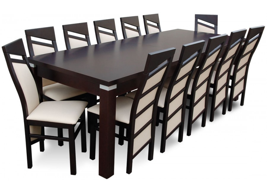 12 Osobowy Komplet Do Salonu Rms18 S Krzesła Chiński Skos Flori Meble