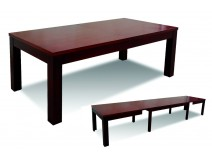 Ogromny stół bankietowy 100x200x440 cm RMS24