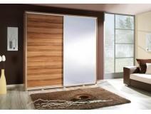 Korsyka Śliwa Lustro 205 szafy garderoby do przedpokoju