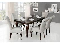 Komplet Refined & Style - LUDWIK K + krzesła STB56K
