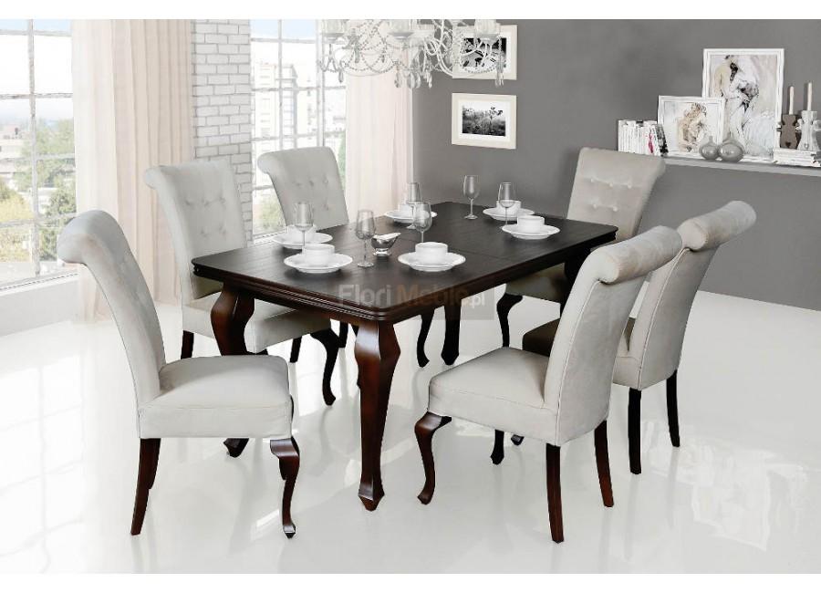 Komplet Refined Style Ludwik K Krzesła Stb56k