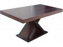 """Nowoczesny stół do salonu """"X-Tab"""" 90x160x210cm"""