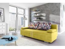 Nowoczesna sofa Raspberry z funkcją spania