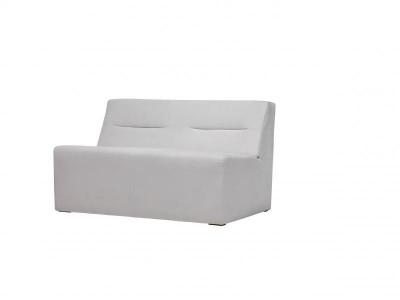 Dwuosobowa, nierozkładana sofa do biura OFFICE OZ15