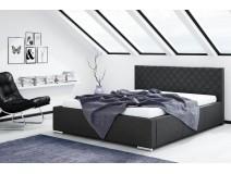 Tapicerowane łóżko sypialniane ADAWA