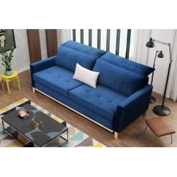 Rozkładana sofa AJZA z funkcją spania codziennego