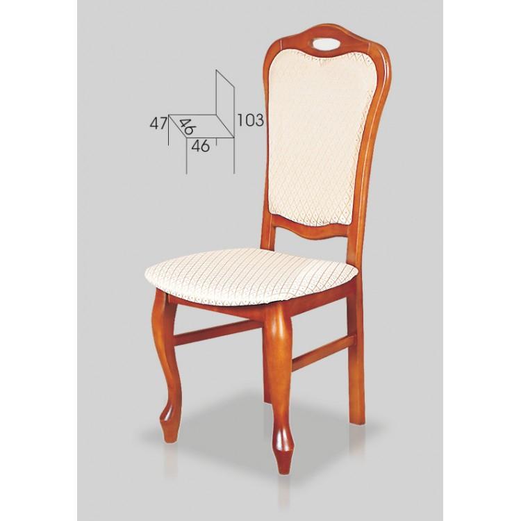 Wygodne krzesło drewniane STB23N