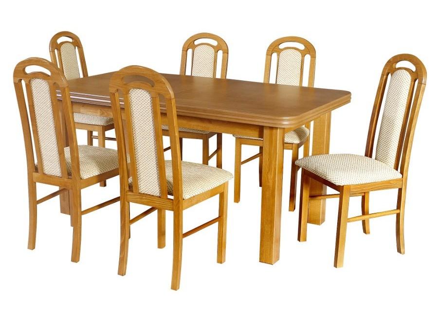 Zestaw Stół I Krzesła Dwz 24