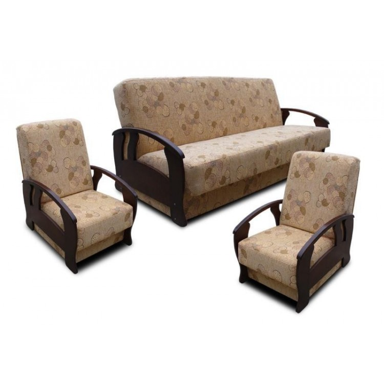 Moni klasyczny zestaw wypoczynkowy do salonu