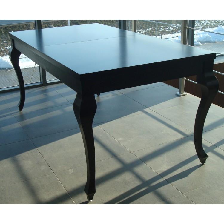 Santos rozkładany stół z nogami ludwik do jadalni