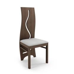 Nowoczesne krzesło WAVE