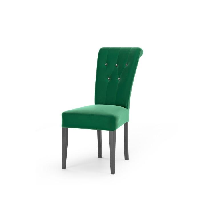 Krzesło tapicerowane STB66 do jadalni z kołatką