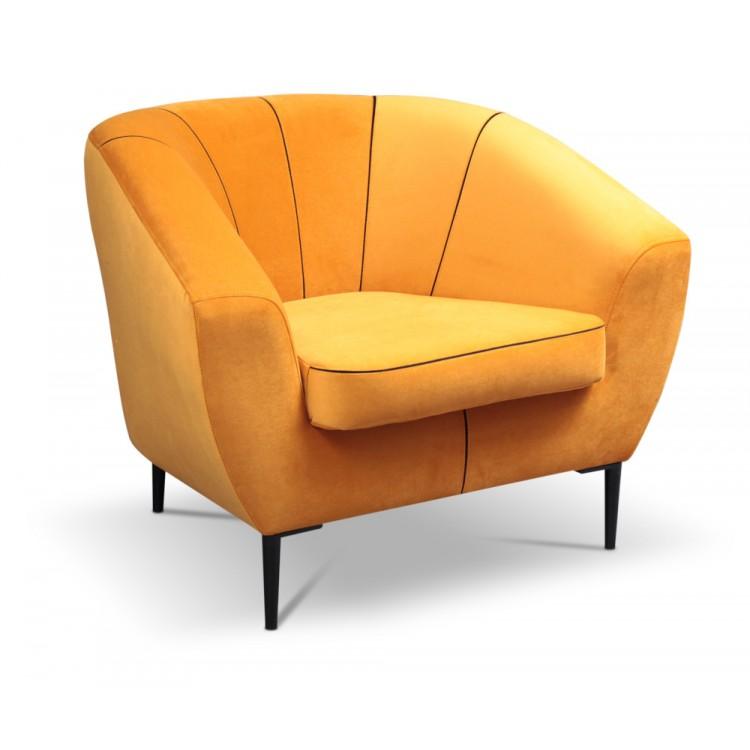 Fotel Wypoczynkowy do Salonu i Biura OLIVIO