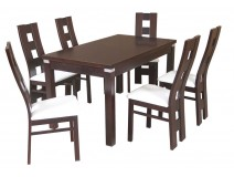 Zestaw stół Hades SP krzesła B35