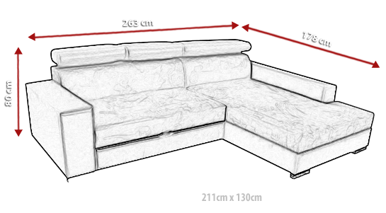 naro nik mexico de lux ks z regulowanymi zag wkami. Black Bedroom Furniture Sets. Home Design Ideas