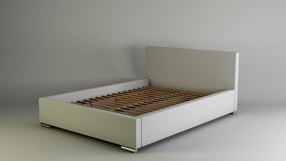 Łóżko bez pojemnika na pościel
