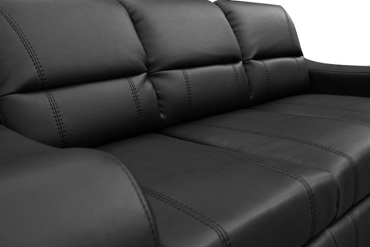 Sofa do salonu Wines detal ujęcie czwarte