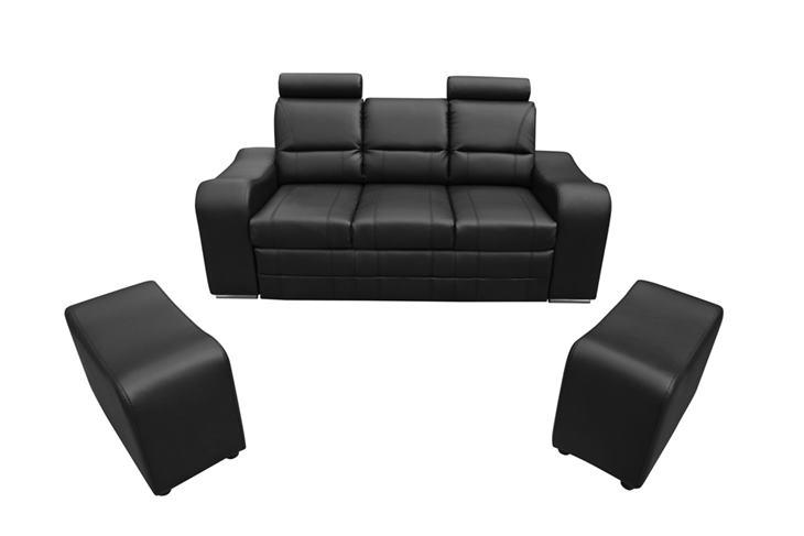 Elegancka sofa do salonu Wines Flori Meble