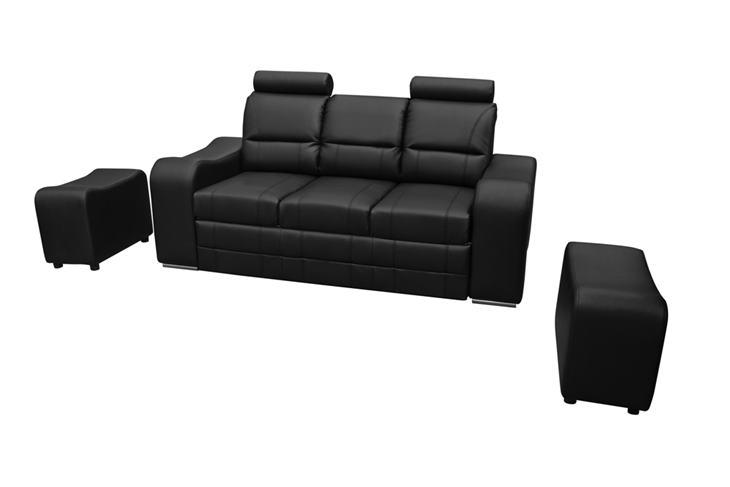 Sofa 3 osobowa z funkcją spania Wenis Flori Meble