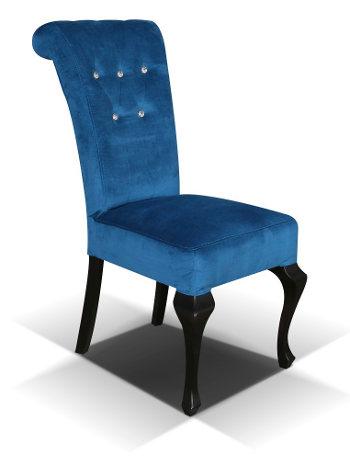 Królewskie Krzesło Ludwik Kryształ