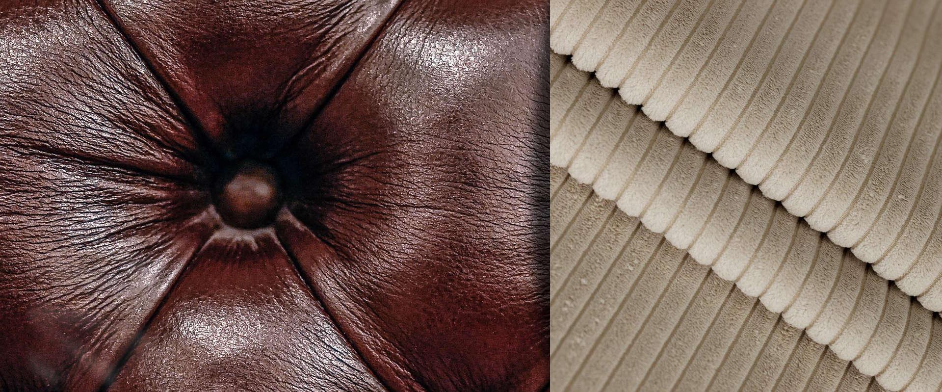 Ekoskóra czy tkanina materiałowa