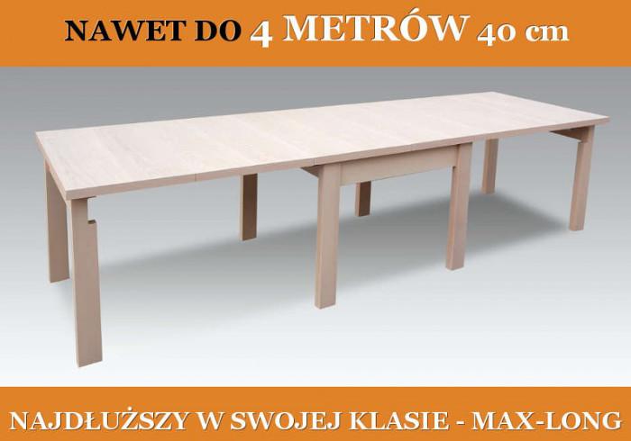 Stół Rozkładany 80x80 Flori Meble